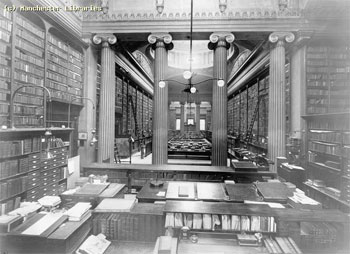 King Street Reference Library Reading Room
