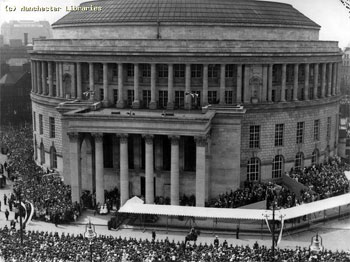 Opening of the Central Library, Royal Opening 17 July 1934