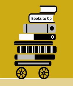 Books to go logo