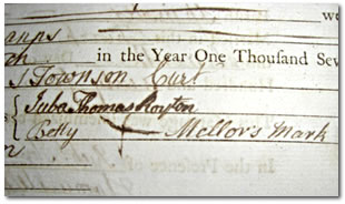 Juba Royton Marriage Certificate