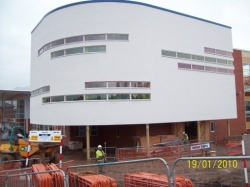 Burnage Media Arts College January 2010 2